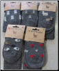 Socks, Theme, Red Maple light weight