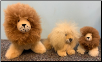 Lion stuffed animals