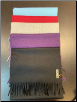 scarf 100% baby alpaca brushed woven (CA)
